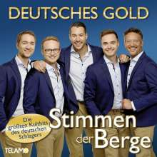 Stimmen Der Berge: Deutsches Gold, CD