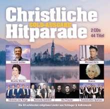 Christliche Hitparade (Gold Ausgabe), 2 CDs