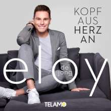 Eloy de Jong: Kopf aus - Herz an (180g) (Limited-Numbered-Edition) (White Vinyl) (signiert), 2 LPs