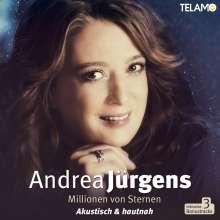 Andrea Jürgens: Millionen von Sternen (Akustisch & hautnah), CD