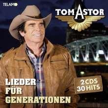 Tom Astor: Lieder für Generationen, 2 CDs