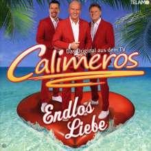 Calimeros: Endlos Liebe, CD