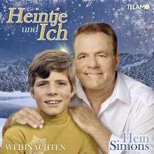 Hein Simons (Heintje): Heintje und ich: Weihnachten, 2 CDs