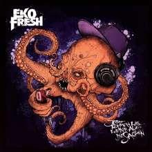 """Eko Fresh: Jetzt kommen wir wieder auf die Sachen (White Vinyl), Single 12"""""""