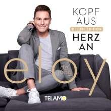 Eloy de Jong: Kopf aus - Herz an (Deluxe-Edition), CD