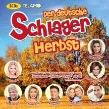 Der deutsche Schlager Herbst, 3 CDs