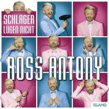 Ross Antony: Schlager lügen nicht, CD