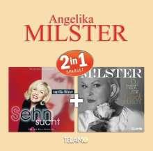 Angelika Milster: 2 in 1, 2 CDs