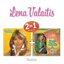 Lena Valaitis: 2 in 1, 2 CDs