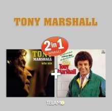 Tony Marshall: 2 in 1, 2 CDs