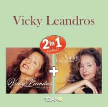 Vicky Leandros: 2 in 1, 2 CDs
