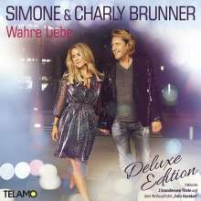 Charly Brunner & Simone: Wahre Liebe (Deluxe-Edition), CD