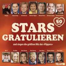 Stars gratulieren und singen die größten Hits der Flippers, CD