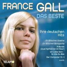 France Gall: Das Beste: Ihre deutschen Hits, CD