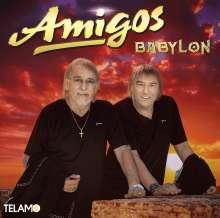 Die Amigos: Babylon, CD