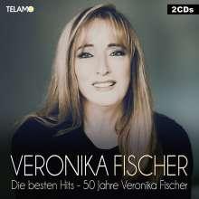 Veronika Fischer: Die besten Hits: 50 Jahre Veronika Fischer, 2 CDs