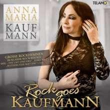Anna Maria Kaufmann: Rock Goes Kaufmann, CD