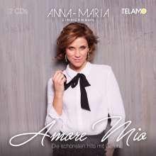 Anna-Maria Zimmermann: Amore Mio: Die schönsten Hits mit Gefühl, 2 CDs