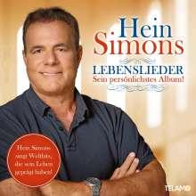 Hein Simons (Heintje): Lebenslieder, CD