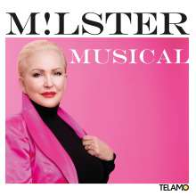 Angelika Milster: Milster singt Musical, CD