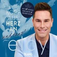 Eloy de Jong: Kopf aus, Herz an...und tanz!, 2 CDs