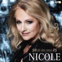 Nicole: 50 ist das neue 25, CD
