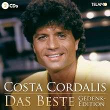Costa Cordalis: Das Beste (Gedenkedition), 2 CDs