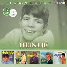 Hein Simons (Heintje): Kult Album Klassiker Vol. 2, 5 CDs