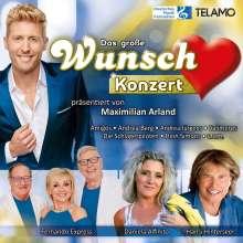 Das große Wunschkonzert präs. von Maximilian Arland, CD