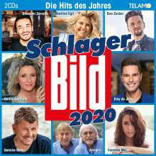 Schlager BILD 2020, 2 CDs