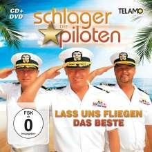 Die Schlagerpiloten: Lass uns fliegen - Das Beste, 2 CDs