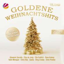 Goldene Weihnachtshits, 2 CDs