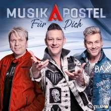 MusikApostel: Für Dich, CD