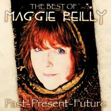 Maggie Reilly: Past Present Future: The Best Of Maggie Reilly, CD