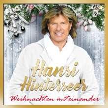 Hansi Hinterseer: Weihnachten miteinander, CD