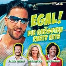 EGAL! Die größten Party Hits, CD