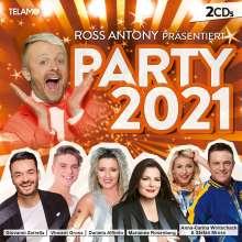 Ross Antony präsentiert: Party 2021, 2 CDs