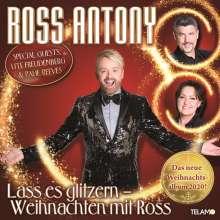Ross Antony: Lass es glitzern: Weihnachten mit Ross, CD
