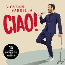 Giovanni Zarrella: CIAO!, CD