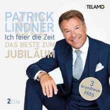 Patrick Lindner: Ich feier die Zeit: Das Beste zum Jubiläum, 2 CDs