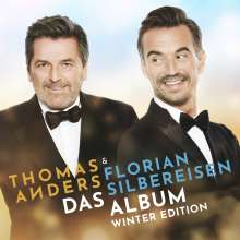 Thomas Anders & Florian Silbereisen: Das Album (Winter Edition), 2 CDs