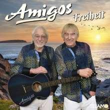 Die Amigos: Freiheit, CD
