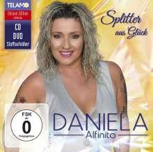 Daniela Alfinito: Splitter aus Glück (Deluxe Edition), 1 CD und 1 DVD