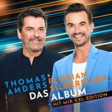 Thomas Anders & Florian Silbereisen: Das Album (Hit-Mix-XXL Edition), 2 CDs