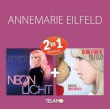 Annemarie Eilfeld: 2 in 1, 2 CDs
