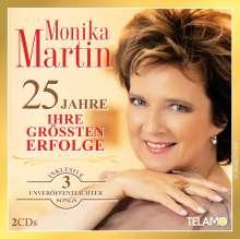 Monika Martin: 25 Jahre: Ihre größten Erfolge, 2 CDs