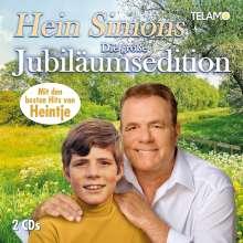 Hein Simons (Heintje): Die große Jubiläumsedition, 2 CDs
