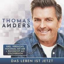 Thomas Anders: Das Leben ist jetzt, 2 CDs