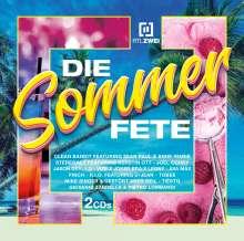 RTLZWEI: Die Sommer Fete, 2 CDs