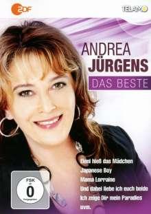 Andrea Jürgens: Das Beste, DVD